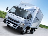 Images of Mitsubishi Fuso Canter JP-spec (FE7) 2010