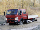 Images of Mitsubishi Fuso Canter Double Cab 4x4 (FG7) 2011