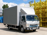 Images of Mitsubishi Fuso Canter 7C15 Eco Hybrid (FE7) 2012