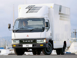 Images of Mitsubishi Fuso Canter JP-spec (FE5) 1993–2002