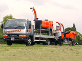 Mitsubishi Fuso Canter UK-spec (FE5) 1993–2002 images