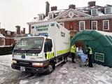 Mitsubishi Fuso Canter Ambulance UK-spec (FE5) 1993–2002 photos