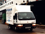 Mitsubishi Fuso Canter UK-spec (FE5) 1993–2002 photos