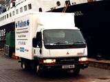 Mitsubishi Fuso Canter UK-spec (FE5) 1993–2002 photos