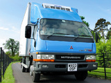 Mitsubishi Fuso Canter HD UK-spec (FE6) 1993–2002 pictures