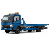 Mitsubishi Fuso Canter Tow Truck (FE7) 2002–10 images