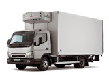 Mitsubishi Fuso Canter UK-spec (FE7) 2002–10 images