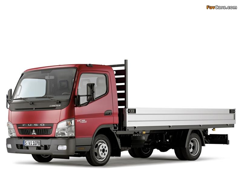Mitsubishi Fuso Canter (FE7) 2002–10 images (800 x 600)