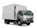 Mitsubishi Fuso Canter US-spec (FE7) 2010 pictures