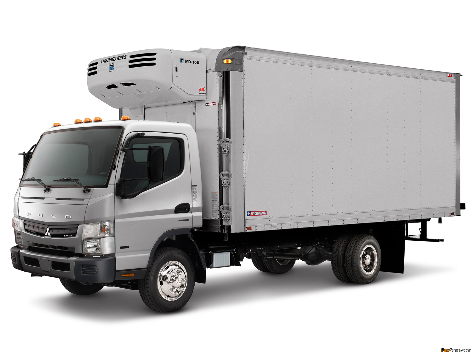 Mitsubishi Fuso Canter US-spec (FE7) 2010 pictures (1600 x 1200)