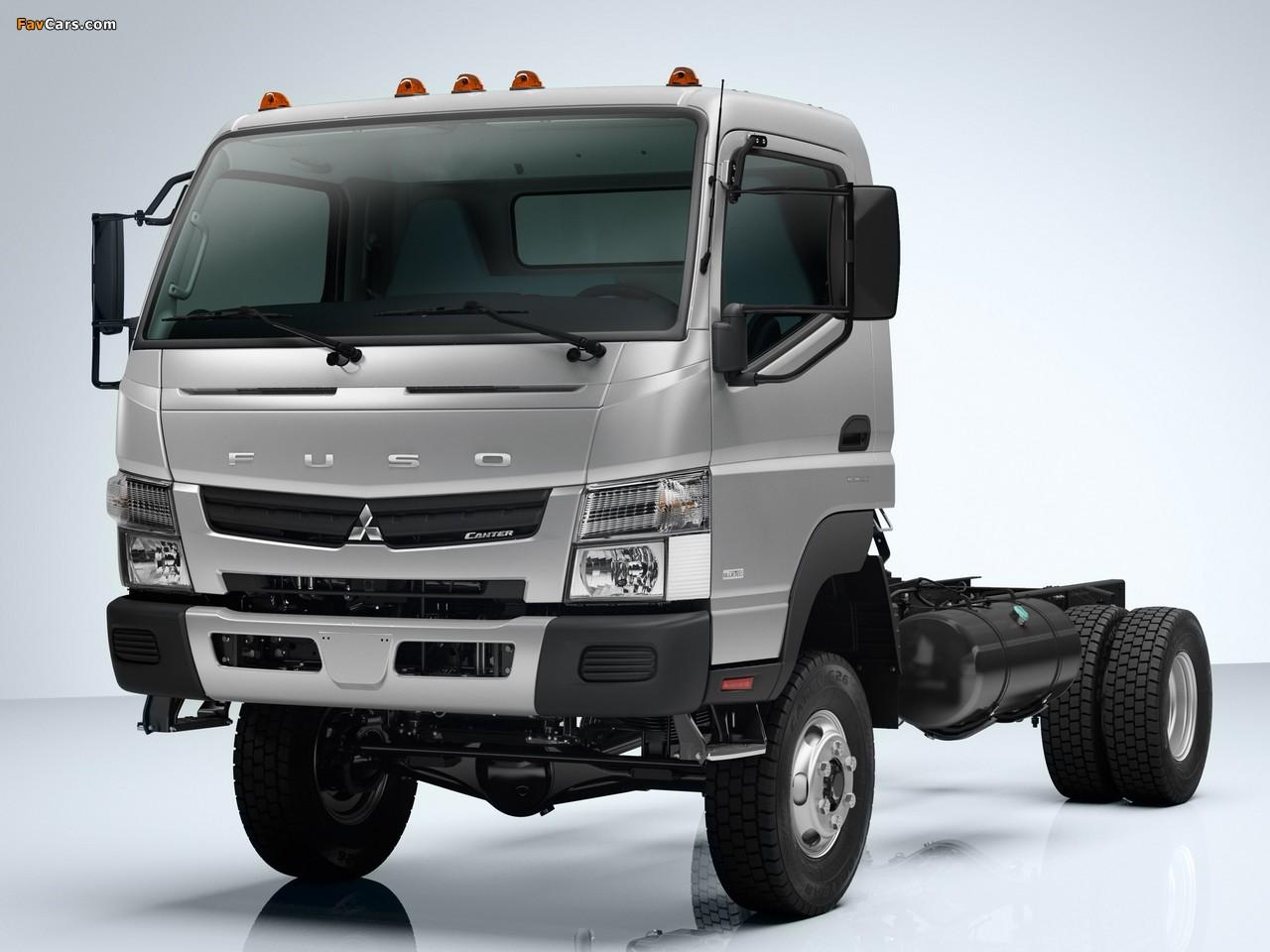 Mitsubishi Fuso Canter 6C18 US-spec (FG7) 2011 photos (1280 x 960)
