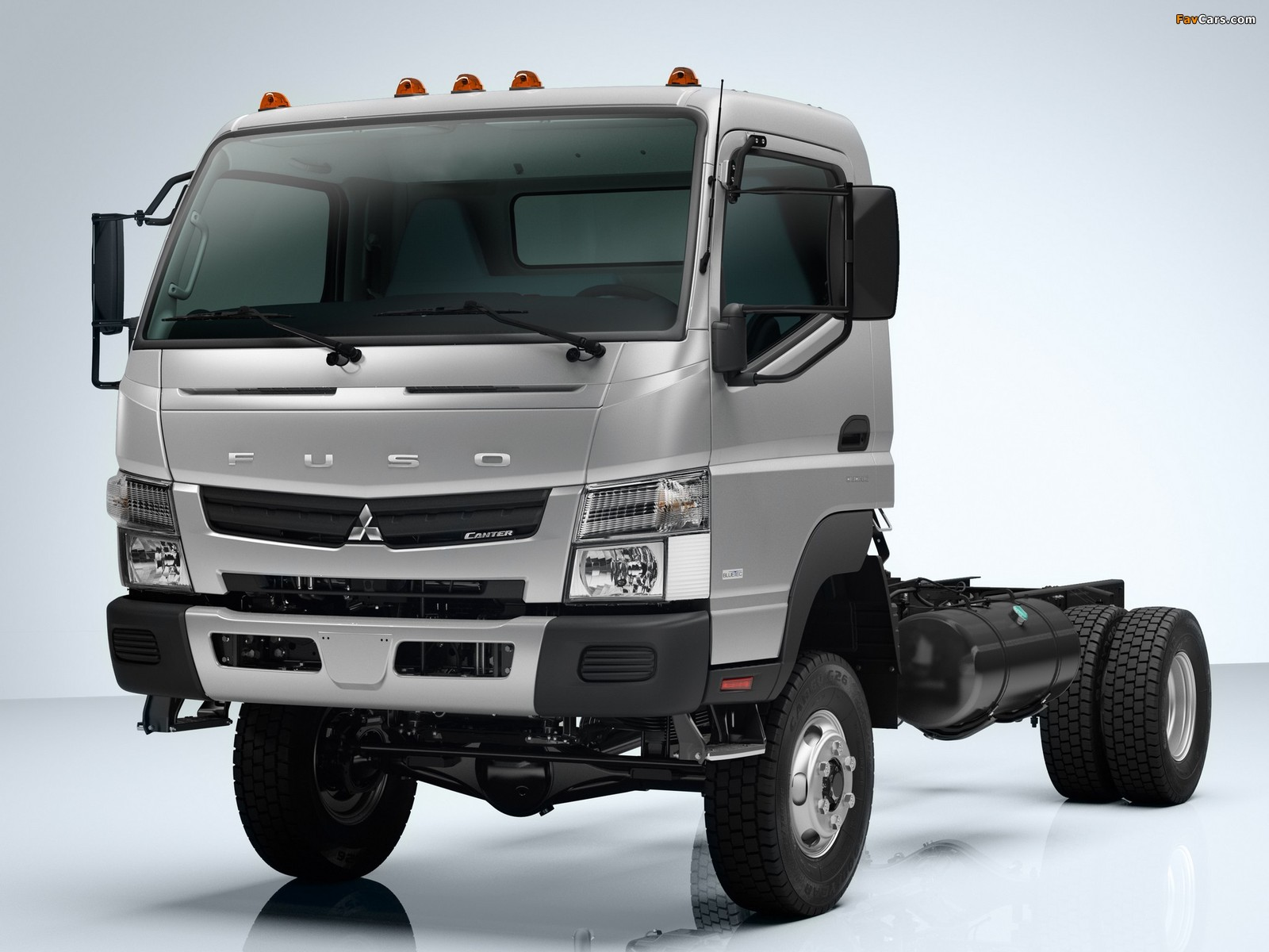 Mitsubishi Fuso Canter 6C18 US-spec (FG7) 2011 photos (1600 x 1200)