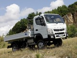 Mitsubishi Fuso Canter 6C18 (FG7) 2011 pictures