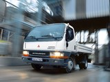 Mitsubishi Fuso Canter (FE5) 1993–2002 images