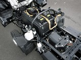 Mitsubishi Fuso Canter E-CELL (FE7) 2009–10 pictures
