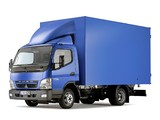 Photos of Mitsubishi Fuso Canter (FE7) 2002–10