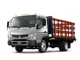 Photos of Mitsubishi Fuso Canter US-spec (FE7) 2010