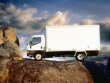 Pictures of Mitsubishi Fuso Canter (FE5) 1993–2002