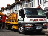 Pictures of Mitsubishi Fuso Canter UK-spec (FE5) 1993–2002