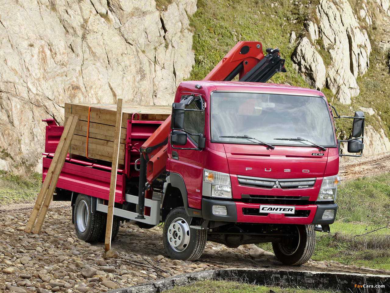 Pictures of Mitsubishi Fuso Canter 6C18 US-spec (FG7) 2011 (1280 x 960)