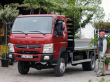 Pictures of Mitsubishi Fuso Canter 6C18 (FG7) 2011