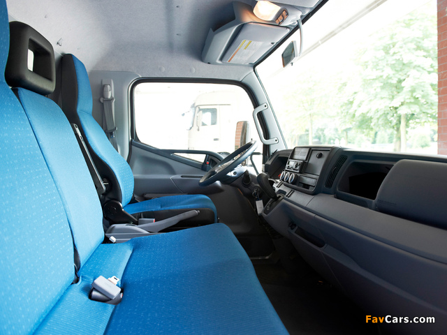 Pictures of Mitsubishi Fuso Canter 7C15 Eco Hybrid (FE7) 2012 (640 x 480)