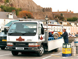 Mitsubishi Fuso Canter UK-spec (FE5) 1993–2002 wallpapers
