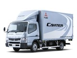 Mitsubishi Fuso Canter AU-spec (FE7) 2011 wallpapers