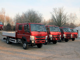 Mitsubishi Fuso Canter Double Cab 4x4 (FG7) 2011 wallpapers