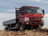 Mitsubishi Fuso Canter 6C18 (FG7) 2011 wallpapers