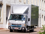 Mitsubishi Fuso Canter 7C15 Eco Hybrid (FE7) 2012 wallpapers