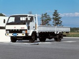 Mitsubishi Fuso Fighter Mignon 1984–92 pictures