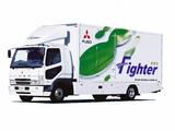 Mitsubishi Fuso Fighter (FM) 1999–2005 photos