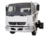Mitsubishi Fuso Fighter Chassis (FK) 2005 photos