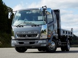 Pictures of Mitsubishi Fuso Fighter (FK) 2005