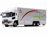 Images of Mitsubishi Fuso Super Great (FU) 1996–2007