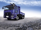 Mitsubishi Fuso Super Great 2007 wallpapers