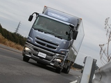 Mitsubishi Fuso Super Great Hybrid 2011 pictures