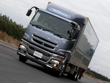 Mitsubishi Fuso Super Great Hybrid 2011 photos