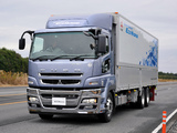 Photos of Mitsubishi Fuso Super Great Hybrid 2011