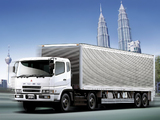 Photos of Mitsubishi Fuso Super Great (FP) 1996–2007
