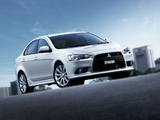 Images of Mitsubishi Galant Fortis Ralliart 2008