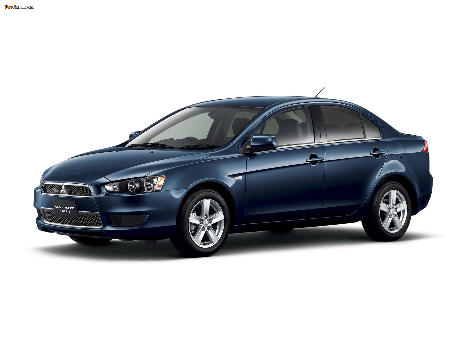 Mitsubishi Galant Fortis 2007 pictures (1600 x 1200)