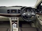 Mitsubishi Galant Fortis 2007 photos