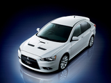 Mitsubishi Galant Fortis Sportback Ralliart 2008 pictures