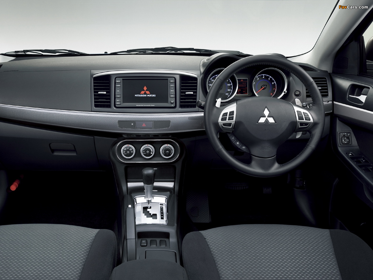 Pictures of Mitsubishi Galant Fortis 2007 (1280 x 960)