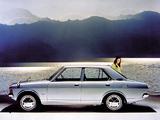 Images of Mitsubishi Colt Galant Sedan (I) 1969–73