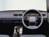 Images of Mitsubishi Galant 2000 GSR-X Turbo (V) 1983–85