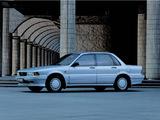 Images of Mitsubishi Galant Sedan (VI) 1987–92