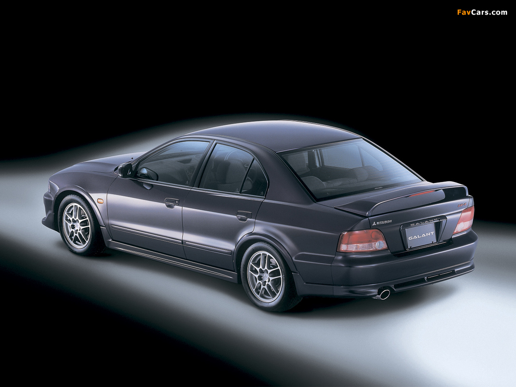 Images of Mitsubishi Galant VR-4 Type-S 1996–2002 (1024 x 768)